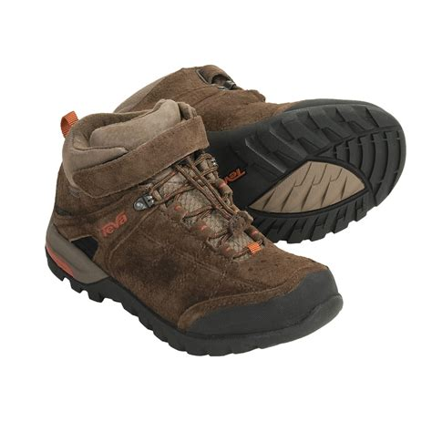 youth hiking boots teva riva mid hiking boots for and youth 3428t
