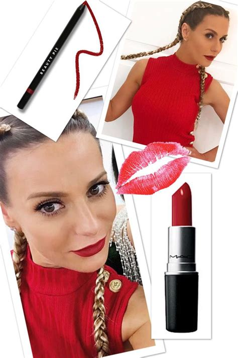 brandy from beverly hills housewives pink lipstick 1884 best images about best of real housewives fashion on