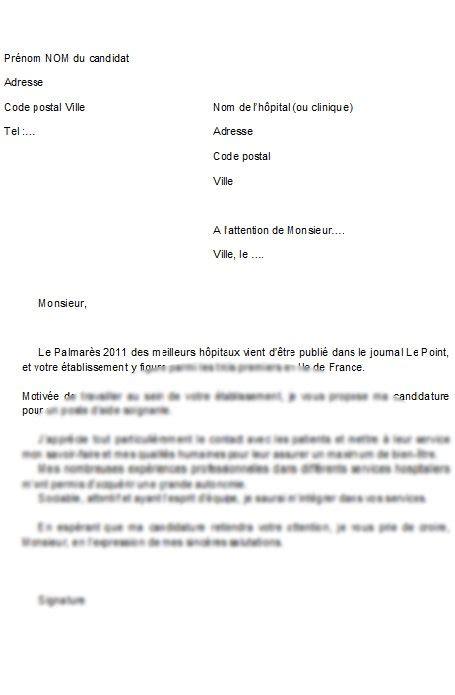 Exemple Lettre De Motivation Réinscription Lycée modele de lettre de motivation employment application