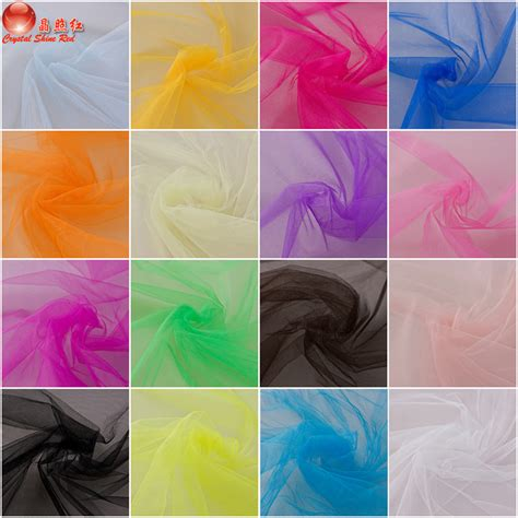Decoration Net Material by Decorated Netting Fabric Mesh Gauze Gauze Material