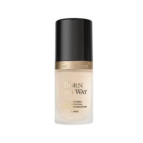 Foundation Faced Born This Way Faced Born This Way Foundation Snow 7963015 Hsn