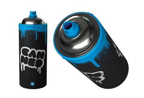 spray paint bottle spray can water bottle senses lost