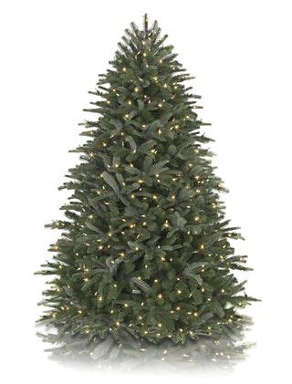 nordmann fir artificial christmas tree places or homes
