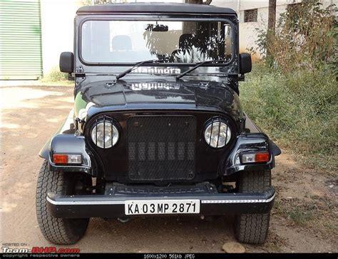 mahindra thar hard top armadillo a hard top for the mahindra thar team bhp