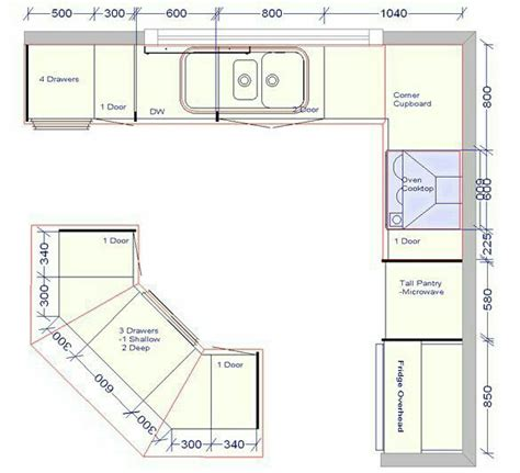 floor plan for kitchen best 25 kitchen layouts ideas on kitchen