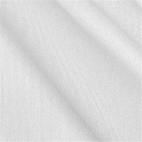 White Fabric by Pul Polyurethane Laminate 1mil Optic White Discount