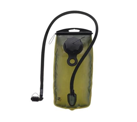 2 gallon hydration pack 2 liter hydration pack w wxp reservoir 5col survival supply