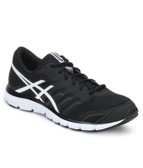 Harga Asics Gel Zaraca 4 asics gel zaraca 4 black sport shoes available at snapdeal