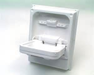 fold up bathroom sink cleo compact foldaway wash basin