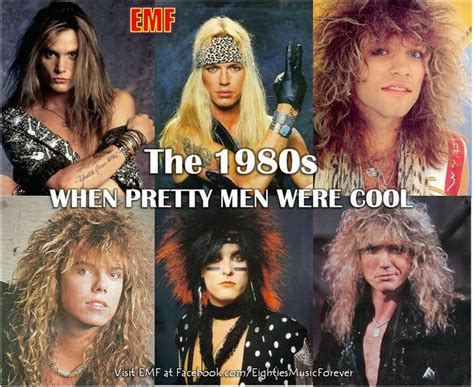 80s Bands by 80 S Hair Bands On The Shelf