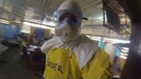 dr besser hair watch returning from the frontlines of the ebola outbreak