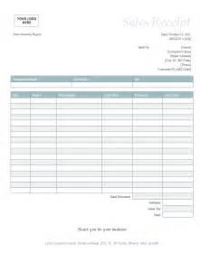 sle receipt template sales receipt template 4