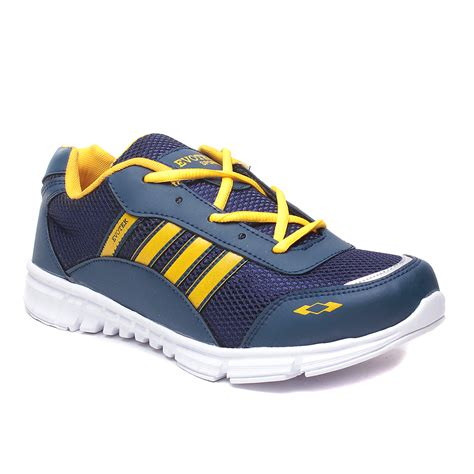 buy hm evotek mens sports shoes 6005 ylw wht