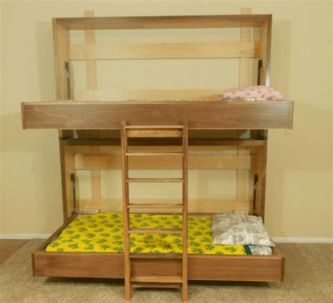 Diy Folding Bed 25 Best Ideas About Murphy Bunk Beds On Pinterest Diy Murphy Bed Small Spare Bedroom