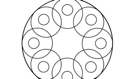 imagenes de mandalas con circulos mandalas con formas geometricas imagui