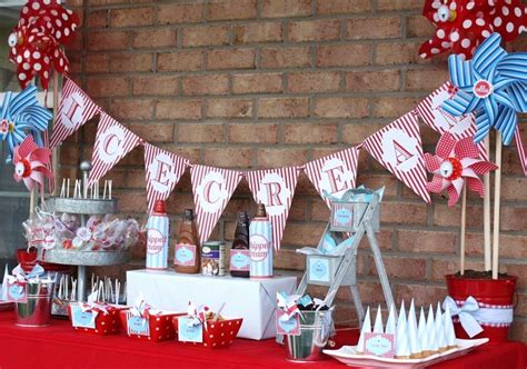 Social Decorating Ideas by Social Summer Celebrations At Home