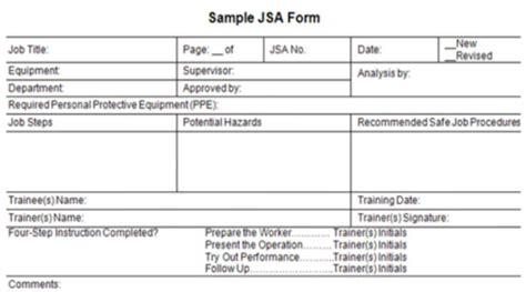 worksheet hazard analysis worksheet mifirental free
