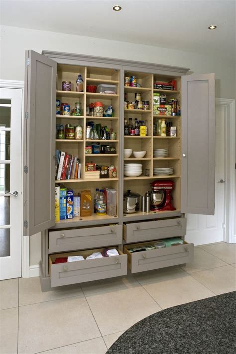 pantry armoire best 25 wall pantry ideas on pinterest pantry cabinets