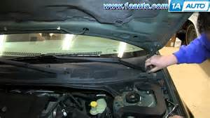 Nissan Altima Windshield Wipers How To Install Replace Windshield Wiper Arms 2002 06