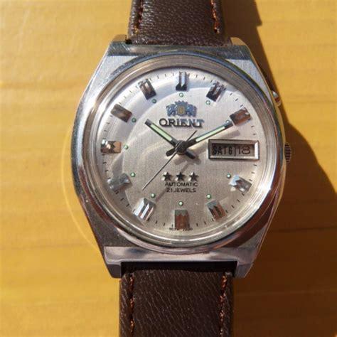 Orient Aaa sale 1960s japan orient aaa 21 jewels automatic