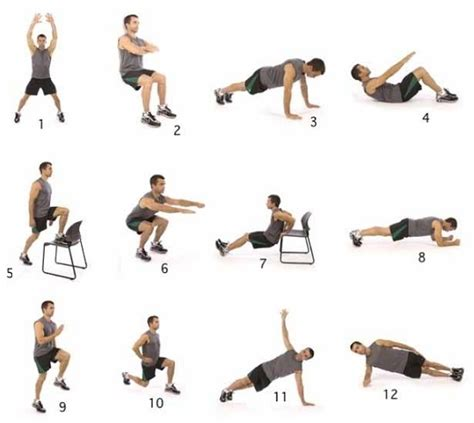 best circuit exercises best circuit workout for weight loss most