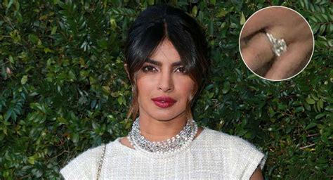 priyanka chopra tiffany engagement ring priyanka chopra engagement ring first pic www newsheads in