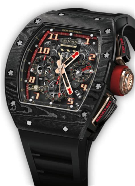 Jam Richard Mille Rm Rosegold With Rubber Best Clone 2 rm011 ntpt carbon gold grosjean lotus f1 flyback chronograph richard mille the