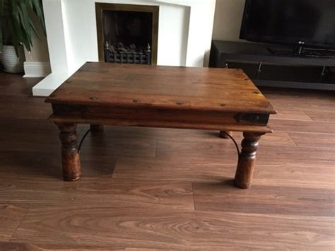 mexican pine coffee table for sale in cabinteely