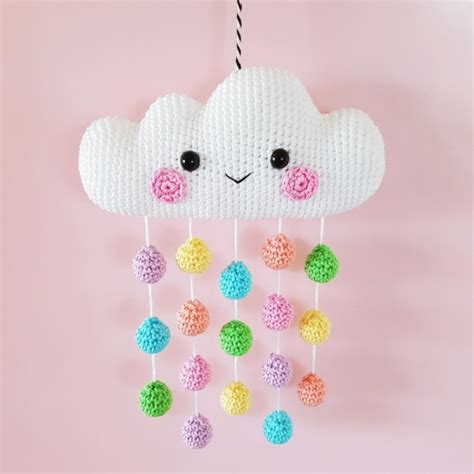 cloud mobile cloud mobile crochet pattern allcrochetpatterns net