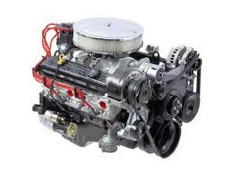 Rebuilt 350 Chevy Crate Engine Now Sold To Buyers Online