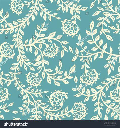 floral texture pattern vector vintage floral seamless pattern vector seamless stock