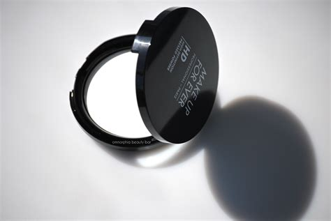 Mufe Hd Powder make up for hd pressed powder ommorphia bar
