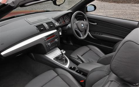 bmw 1 series convertible interior bmw 1 series convertible 2008 2013 features equipment