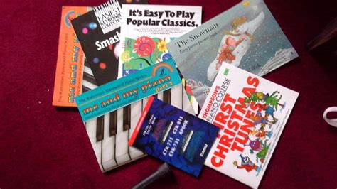 keyboard tutorial book music piano tutorial books for sale in leeds yorkshire