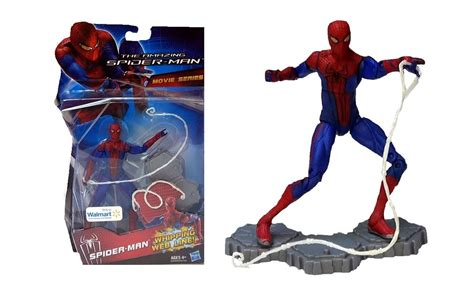 The Amazing Whipping Web Line Hasbro amazing series 6 inch whipping web line