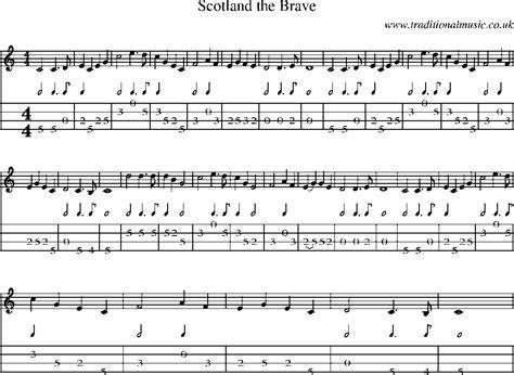 Scotland The Brave by Scotland The Brave