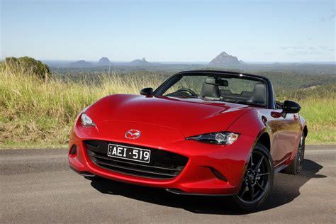 Mazda Mx 5 Driven All Mazda Mx 5 Arrives In