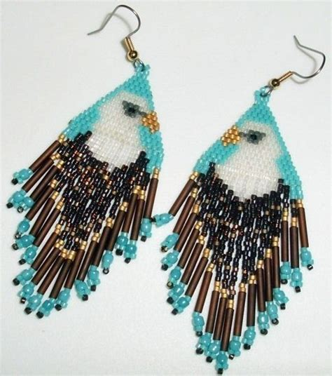 free indian earring patterns free bead stitch patterns