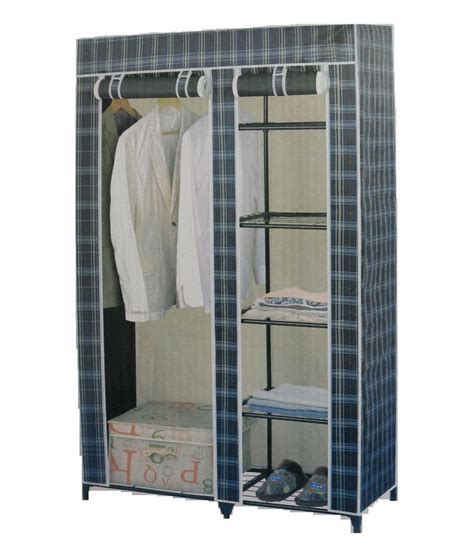 Foldable Wardrobe by Ti Foldable Wardrobe Buy Rs 2750 Snapdeal