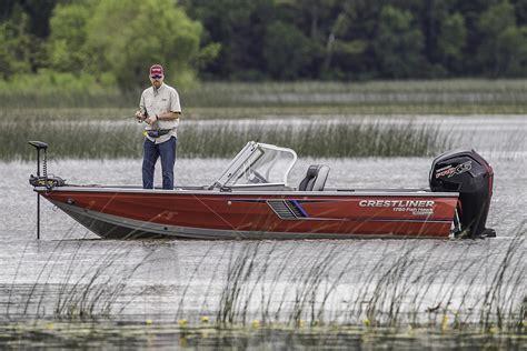 crestliner boats sale crestliner fish hawk 1750 sc boats for sale boats