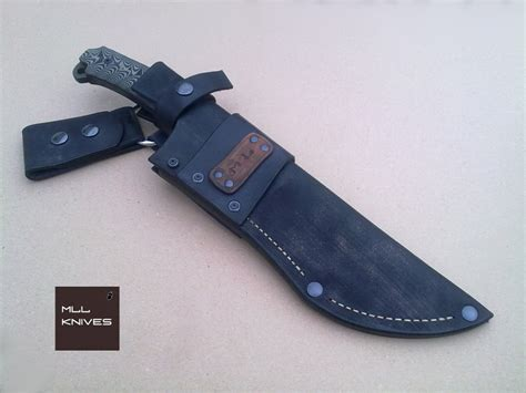 5160 high carbon steel falca 5160 forged carbon steel by mllknives on