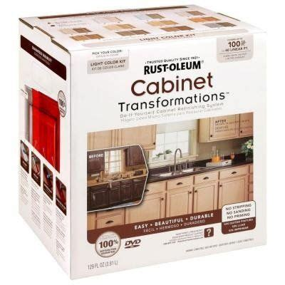 plan b painting cabinets using rustoleum completely type a