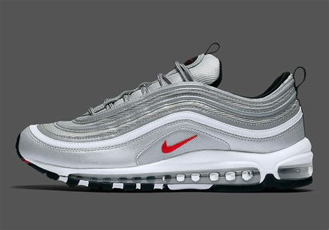 Nike Air Max 97 Silver Bullets the nike air max 97 silver bullet is given a u s release