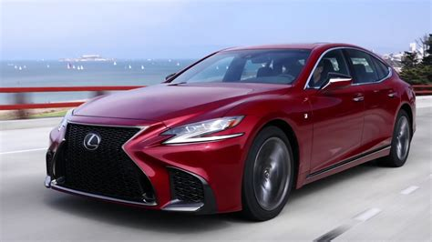 lexus sport 2018 2018 lexus ls 500 f sport review rides drives thewikihow