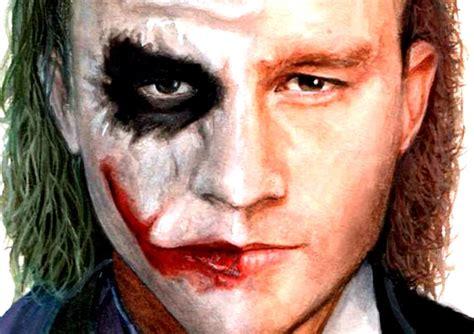 imagenes del joker 7 razones por las que heath ledger fue el mejor joker
