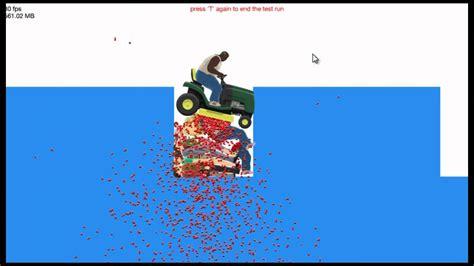 happy wheels full version browser levels lawnmower man youtube