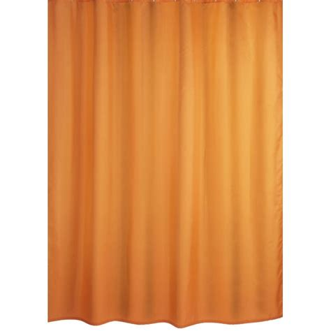orange shower curtain beautiful orange shower curtain from beytug uk