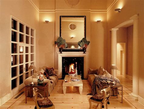 warm design warm living room design with fireplace