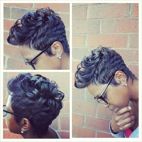 razor cuts hair salon augusta ga 618 best images about short black hairstyles on pinterest