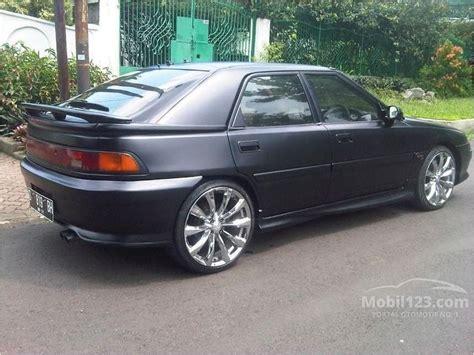Kas Rem Mobil Mazda jual mobil mazda 323 1990 1 5 di jawa barat manual sedan hitam rp 48 000 000 2660147